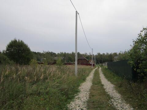 Продаю земельный уч-к 20 соток в д. Егнышёвка Алексинского р-на - Фото 2