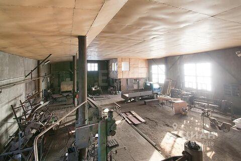 Продажа производственного помещения, Омск, Улица 2-я Солнечная - Фото 1