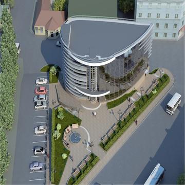 Продажа земельного участка с проектом многофункционального центра - Фото 2