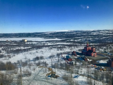 Квартира, Мурманск, Скальная - Фото 1