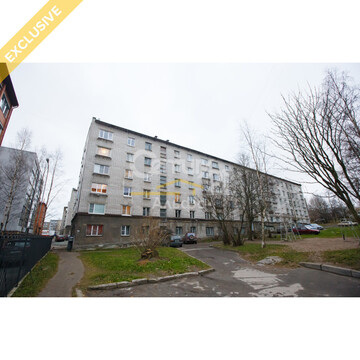 Продажа 2-х комнат в общежитие на 3/5 этаже на ул. Советская, д. 35 - Фото 2