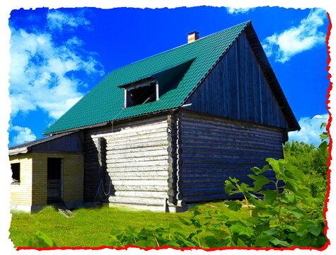 Дом, участок, Красное Село, 1 км, деревня Михайловка - Фото 1