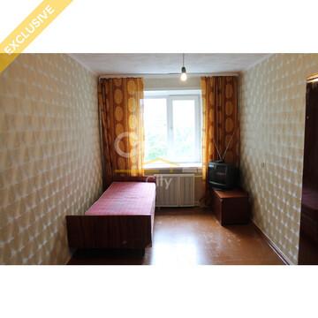 Продается 2-х комнатная квартира г. Пермь, ул. Старцева, 35/2 - Фото 1