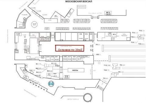 Сдам торговое помещение 150 кв.м, м. Площадь Восстания - Фото 3