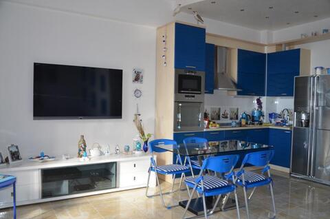 Видовая 2-к.квартира в новом престижном комплексе в Ялте - Фото 4