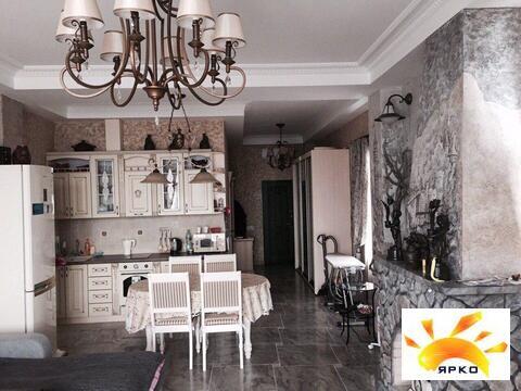 Красивая квартира в Алупке с камином 67м2 - Фото 1