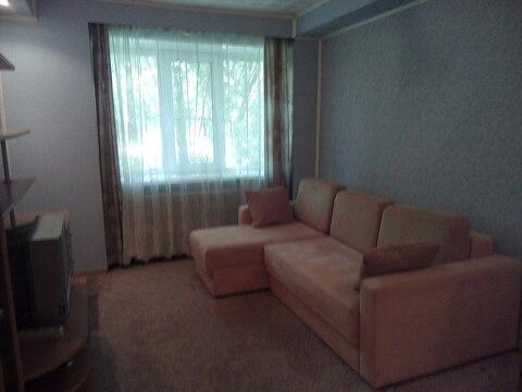 Уютная обставленная квартира с ремонтом - Фото 1
