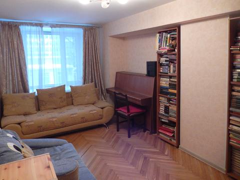 Двухкомнатная Квартира Москва, улица Гиляровского, д.33, ЦАО - . - Фото 4