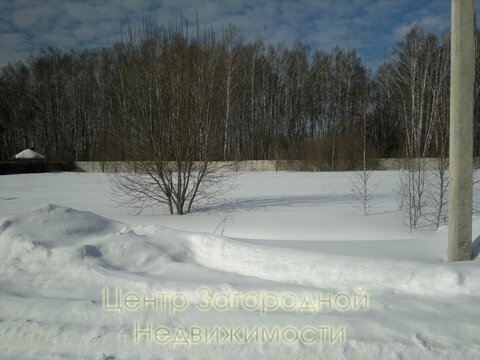 Участок, Калужское ш, 40 км от МКАД, Сахарово д. (Подольский р-н), . - Фото 2
