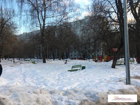 Продам 1-к квартиру, Москва г, улица Федора Полетаева 19к1 - Фото 5