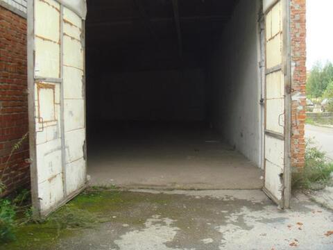 Аренда холодный склад 220 кв 1 й этаж - Фото 1