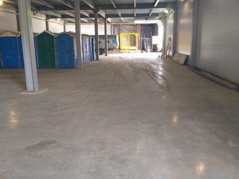 Производственно складское помещение 1040 кв.м - Фото 1