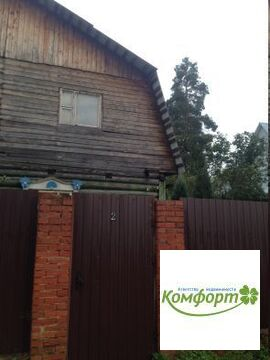 Продается Дом, г. Раменское, п. Ильинский, ул. Восточный переулок - Фото 1