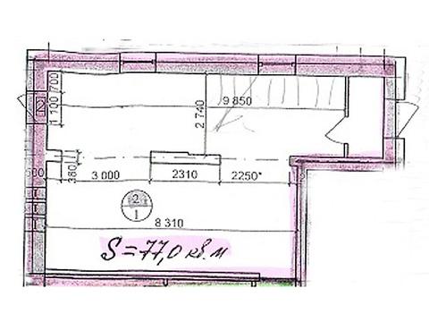 Сдаётся помещение пл. 77кв.м. на оживлённом пр. Бусыгина, д. 42. - Фото 4