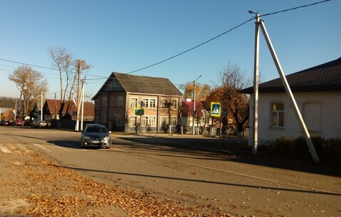 Продажа земельного участка в Валдае, Комсомольский проспект - Фото 2