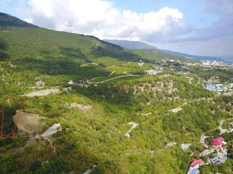 Участок 9 сот. с видом на море, элитный район на границе с заповедником - Фото 2