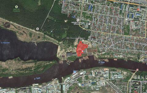 Продажа земельного участка, Тюмень, Ул Гагарина
