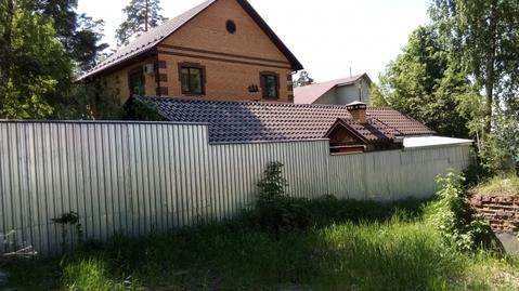 Земельный участок в бору - Фото 5