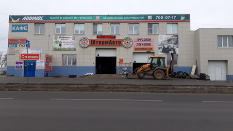 Коммерческая недвижимость, ул. Автодорожная, д.12 - Фото 1