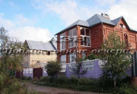Ярославское ш. 55 км от МКАД, Сергиев Посад, Коттедж 300 кв. м - Фото 1