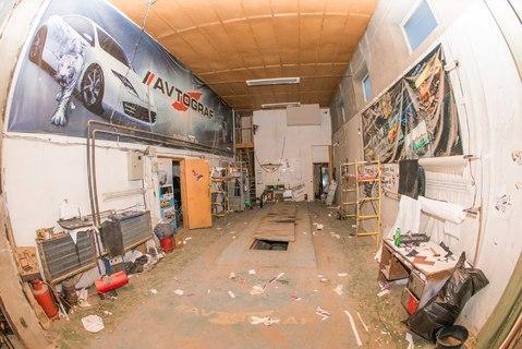 Огромный гараж с небольшой квартиркой и баней - Фото 1