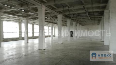 Аренда помещения пл. 3550 м2 под склад, Подольск Варшавское шоссе в . - Фото 1
