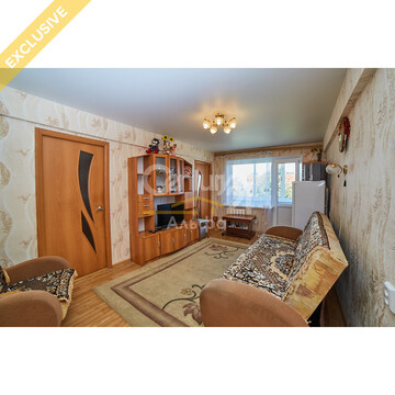 Продажа 3-к квартиры на 4/5 этаже на ул. Лисицыной, д. 5б - Фото 1