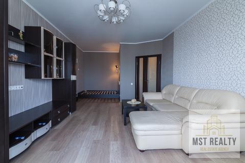 Однокомнатная квартира с эркером в центре города Видное - Фото 3