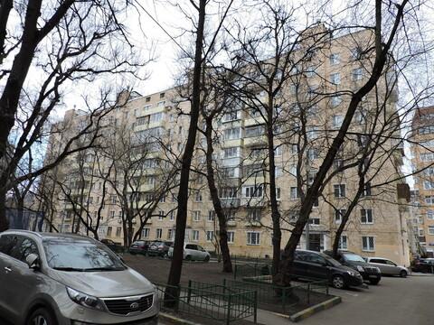 Продам 1-к квартиру, Москва г, улица Барклая 16к2 - Фото 1