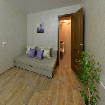1-комнатная квартира в центре(часы, сутки) - Фото 4