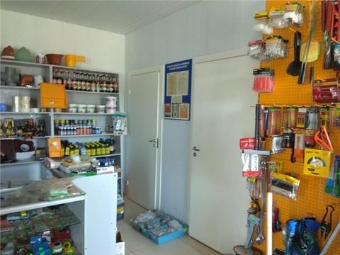 Продаётся складское помещение 144м2 и магазин 42м2 на участке 20 соток . - Фото 1