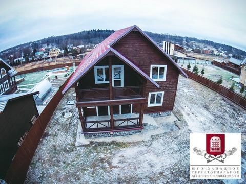 Продажа дома 245 м2 на участке 10 соток - Фото 1