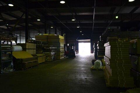 Производственное помещение 815.5 м2 - Фото 1