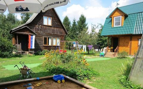 Продается 3х-этажная дача 150 кв.м. на участке 24 сотки, д.Могутово - Фото 2