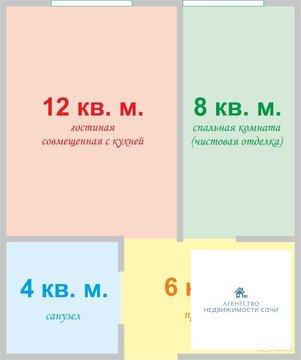 Краснодарский край, Сочи, Курортный пр-кт.,43/2 3