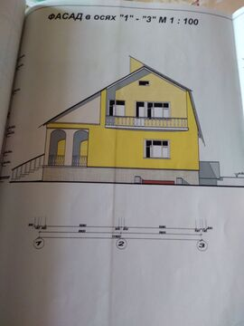 Дом на земельном уч-ке 10 соток в Кашире, М.О. (на Пушкарке) - Фото 1