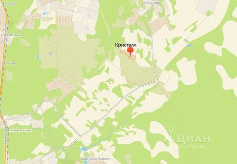 Участок в Новосибирская область, Кольцово рп (6.0 сот.) - Фото 1