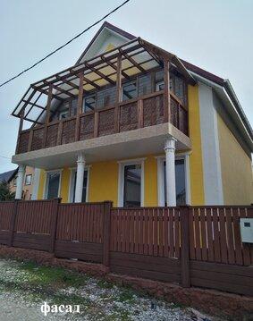 2-этажный дом с отделкой 106 кв.м. в п. Южная Озереевка 800 м от моря. - Фото 2