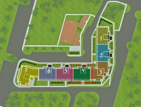 Продажа 1-комнатной квартиры, 40 м2, Березниковский переулок, д. 34 - Фото 2