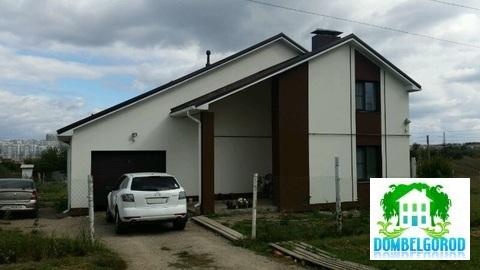 Купить дом в городе, полная отделка, гараж - Фото 1
