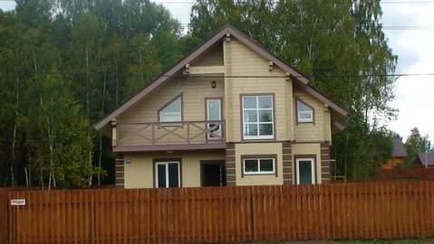 В аренду: дом 210.5 кв.м. на участке 15.52 сот - Фото 1