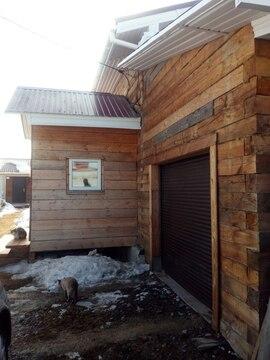 Брусовой дом с баней и гаражом в Родничке - Фото 3