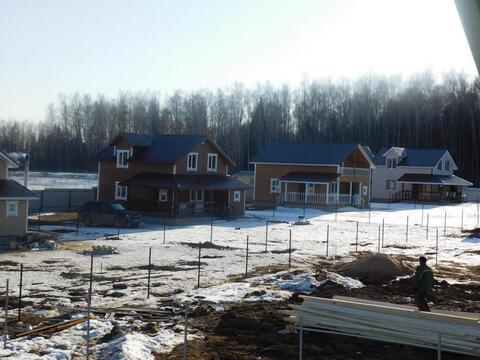 Дом из бруса 145 кв.м. на земельном участке 14 соток. Киевское шоссе - Фото 5