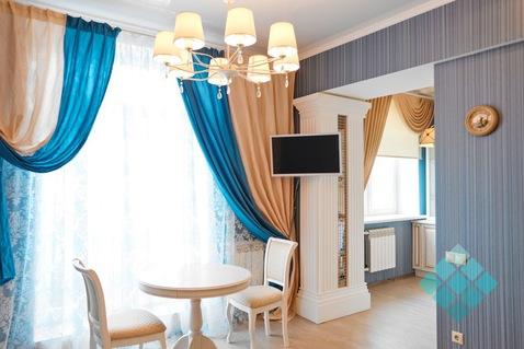 Дизайнерская 2-комнатная кв-ра рядом с Кремлем на ул.Пискунова, 5 - Фото 1