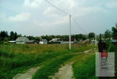 Участок 35 сот ИЖС деревня Журавлево Рузский район - Фото 2