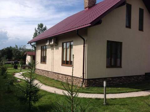 Продается: дом 135 м2 на участке 10 сот. - Фото 1