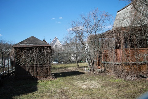 Бревенчатая Дача 75 кв.м. на опушке леса вблизи села Юсупово - Фото 2