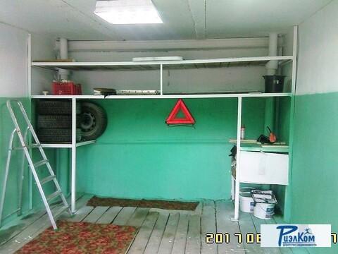 Продаю теплый, сухой гараж площадью 25,2 кв. м. с подвалом подо всем г - Фото 2
