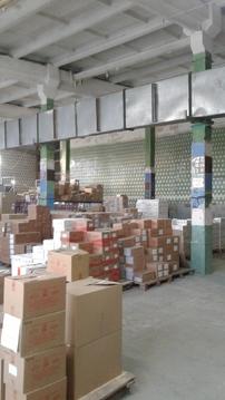 Сдаётся отапливаемое складское помещение 600 м2 - Фото 4
