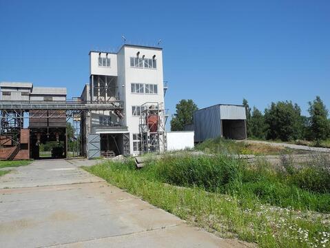 Завод по производству комбикормов - Фото 1